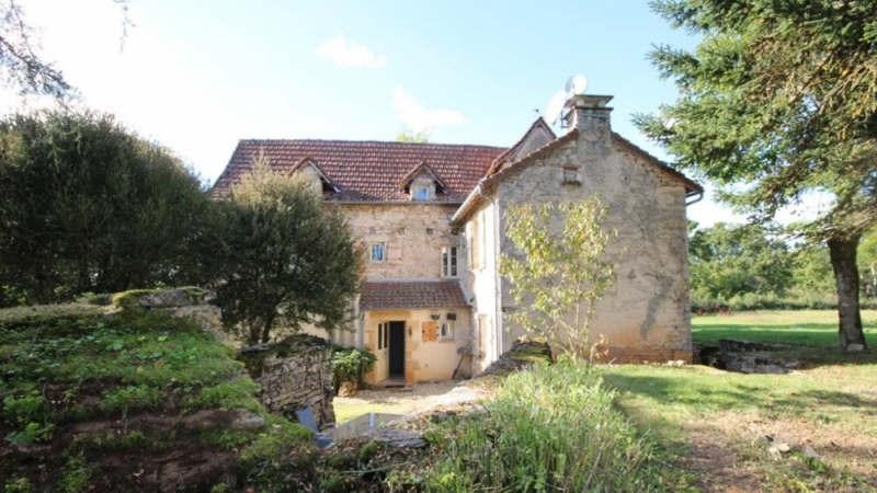 Sale house / villa Martiel 389000€ - Picture 1