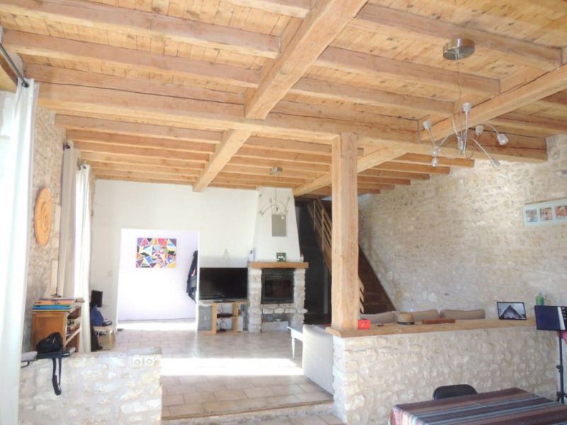 Vente maison / villa Saint romain de benet 219500€ - Photo 6