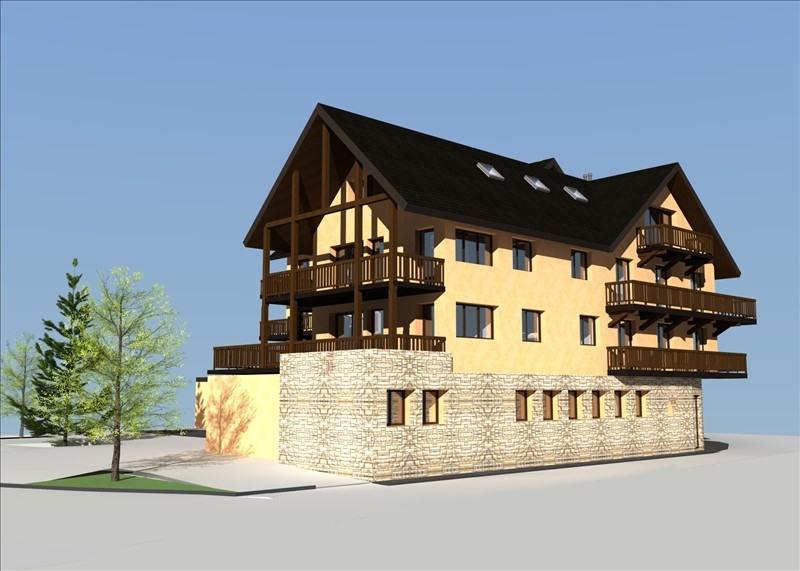 Sale apartment Saint-lary-soulan 440680€ - Picture 2