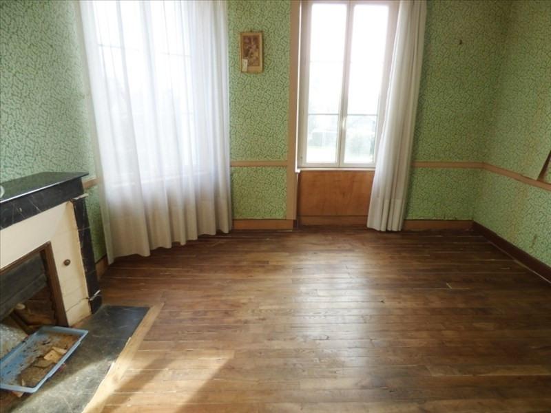 Sale house / villa St georges de reintembault 60000€ - Picture 10