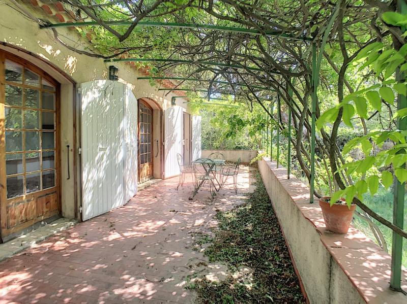 Rental house / villa Chateauneuf de gadagne 1200€ CC - Picture 1