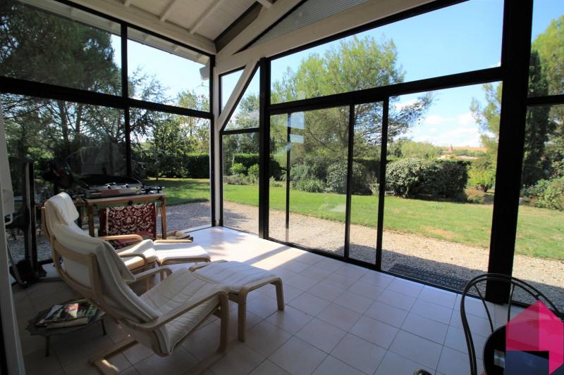 Deluxe sale house / villa Quint fonsegrives 577500€ - Picture 2