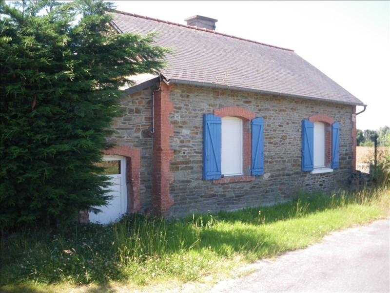 Vente maison / villa Dol-de-bretagne 123087€ - Photo 1