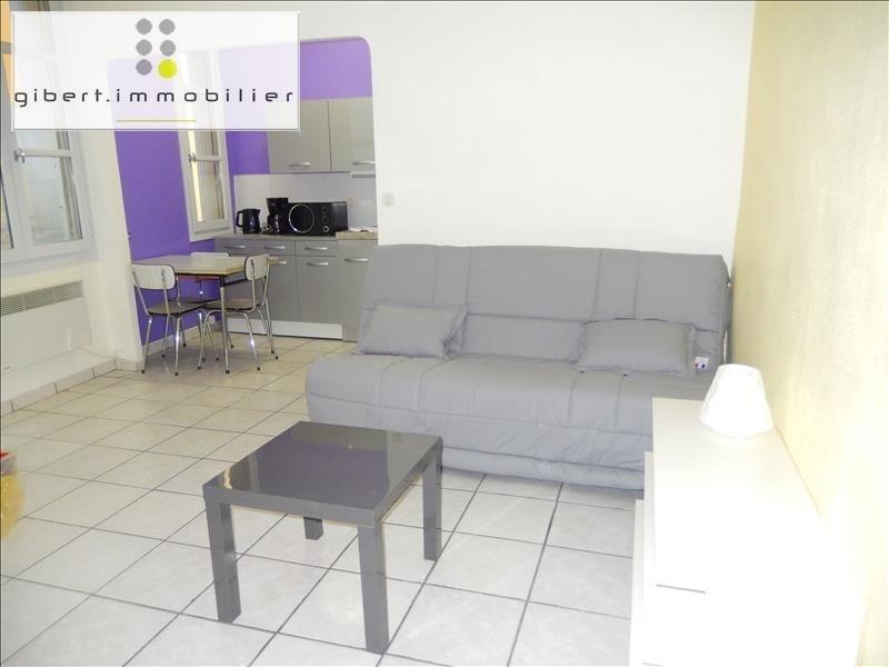 Rental apartment Le puy en velay 250€ CC - Picture 1