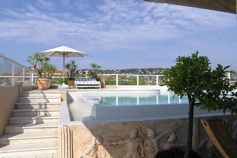 Sale apartment Golfe-juan 650 000€ - Picture 1