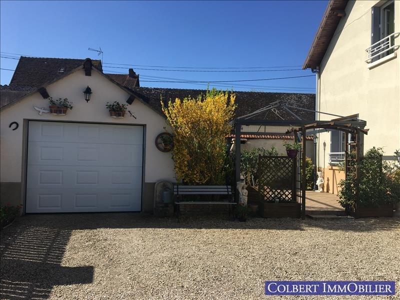 Vente maison / villa Mont st sulpice 138000€ - Photo 9