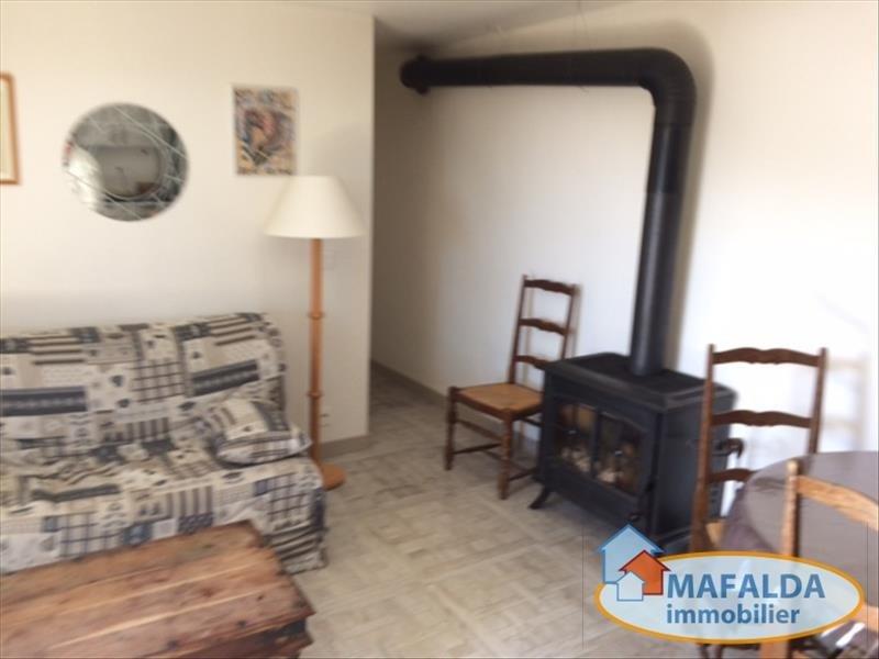 Rental apartment Brizon 620€ CC - Picture 1