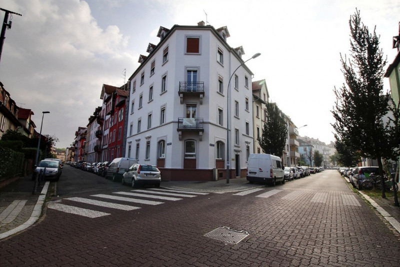Vente appartement Strasbourg 187 000€ - Photo 1