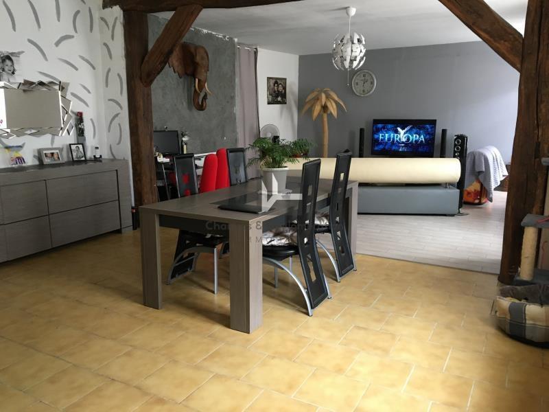 Sale house / villa Bailleau le pin 157000€ - Picture 1