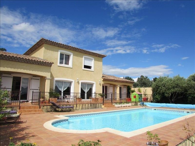 Vente maison / villa Cazouls les beziers 489000€ - Photo 1