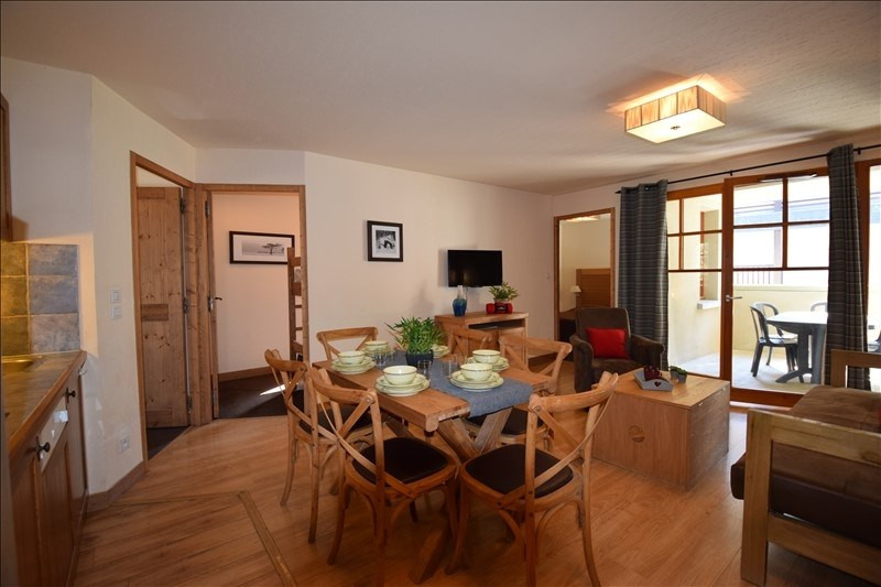 Deluxe sale apartment St lary soulan 210000€ - Picture 1