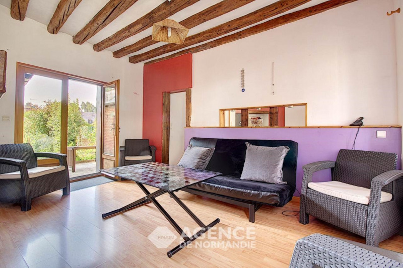 Investment property house / villa Montreuil-l'argille 90000€ - Picture 2