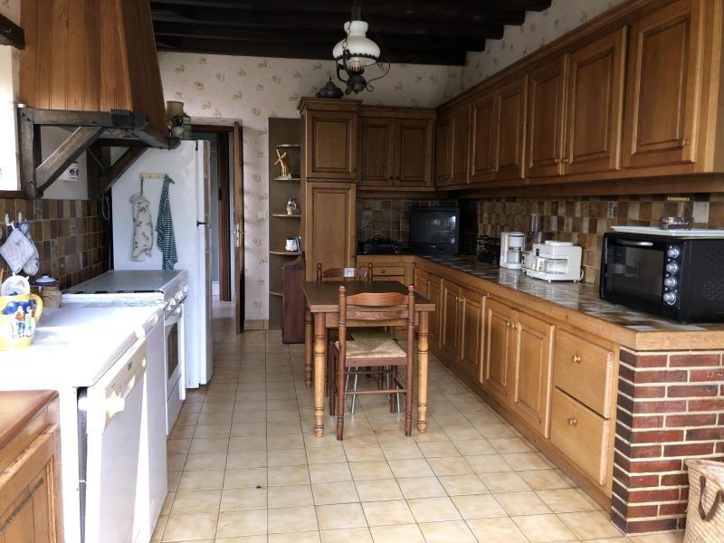 Sale house / villa Villiers st benoit 107500€ - Picture 3