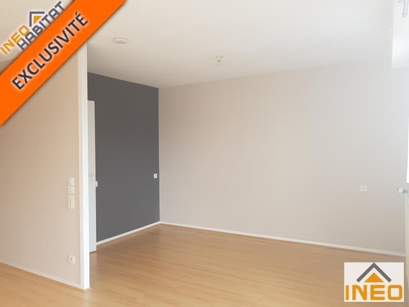 Location appartement Geveze 480€ CC - Photo 1