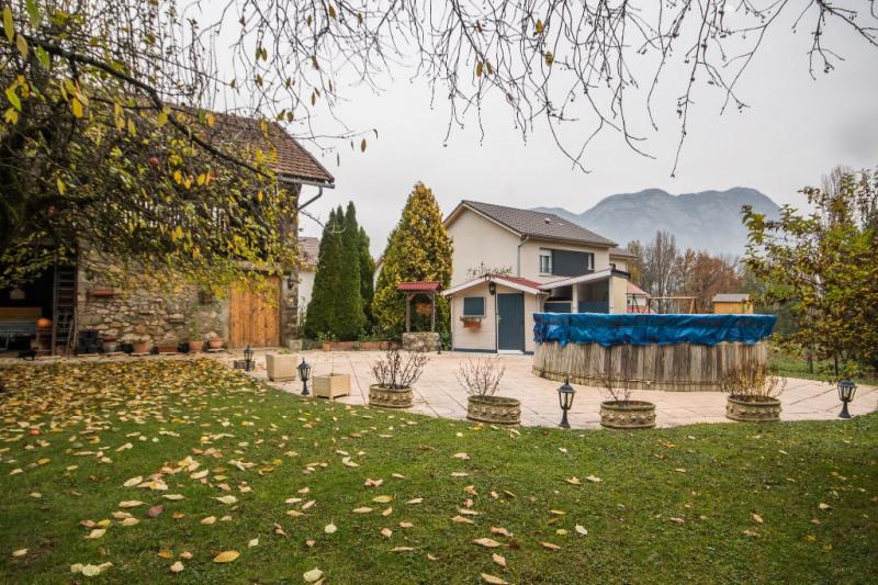 Vente maison / villa Les marches 443000€ - Photo 12