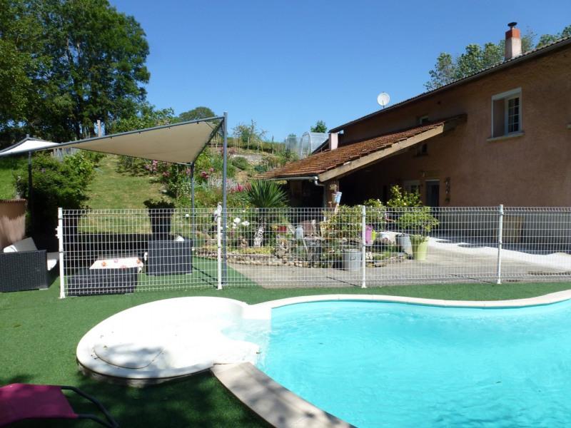 Vente maison / villa Hauterives 273000€ - Photo 13