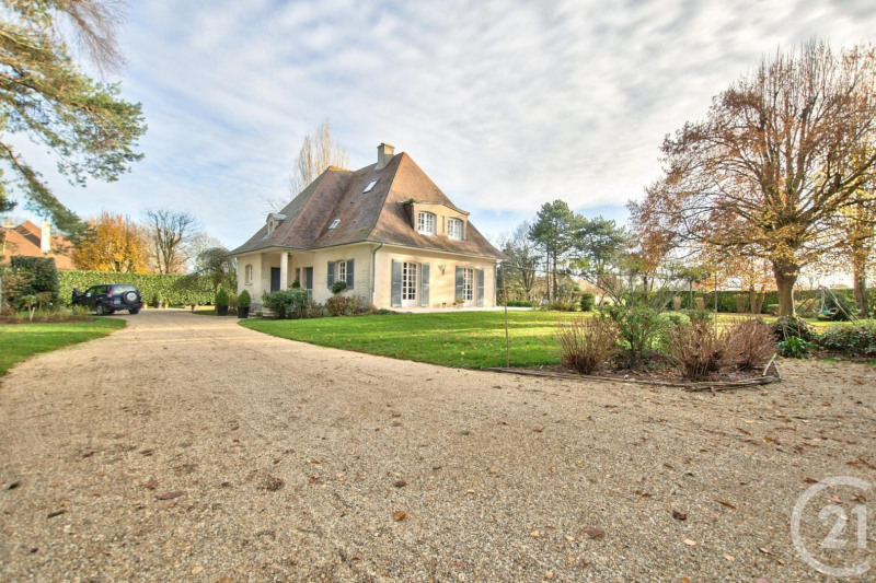 Vente de prestige maison / villa Mathieu 690 000€ - Photo 1