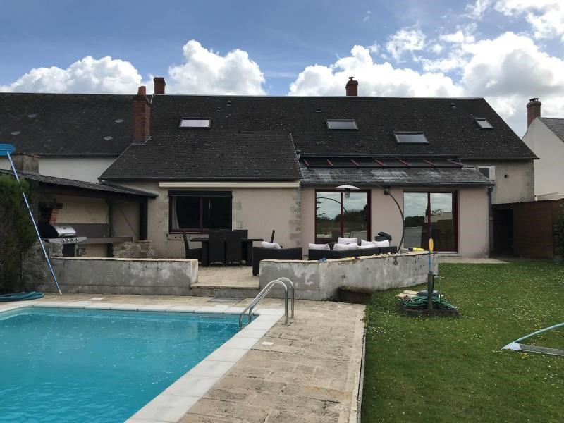 Vente maison / villa Checy 378 000€ - Photo 4