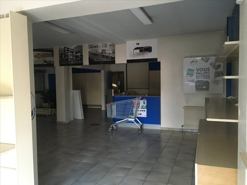 Vente local commercial Fougeres 387760€ - Photo 7