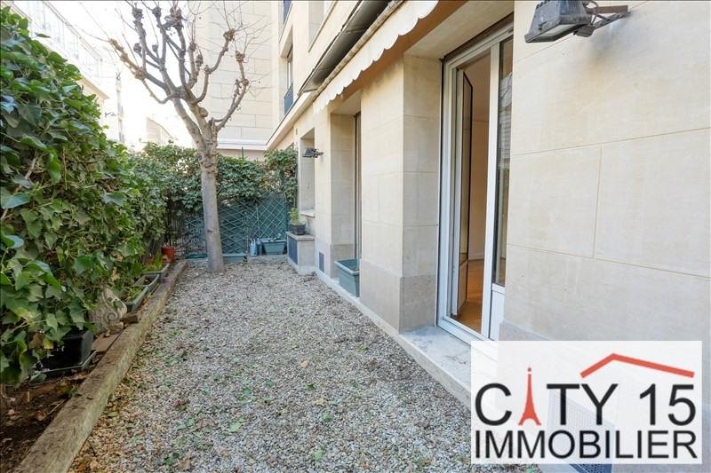 Venta  apartamento Paris 15ème 598000€ - Fotografía 2