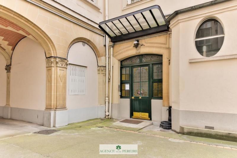 Vente de prestige appartement Paris 17ème 1350000€ - Photo 13