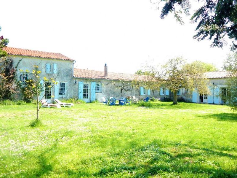 Vente maison / villa Semussac 441000€ - Photo 1