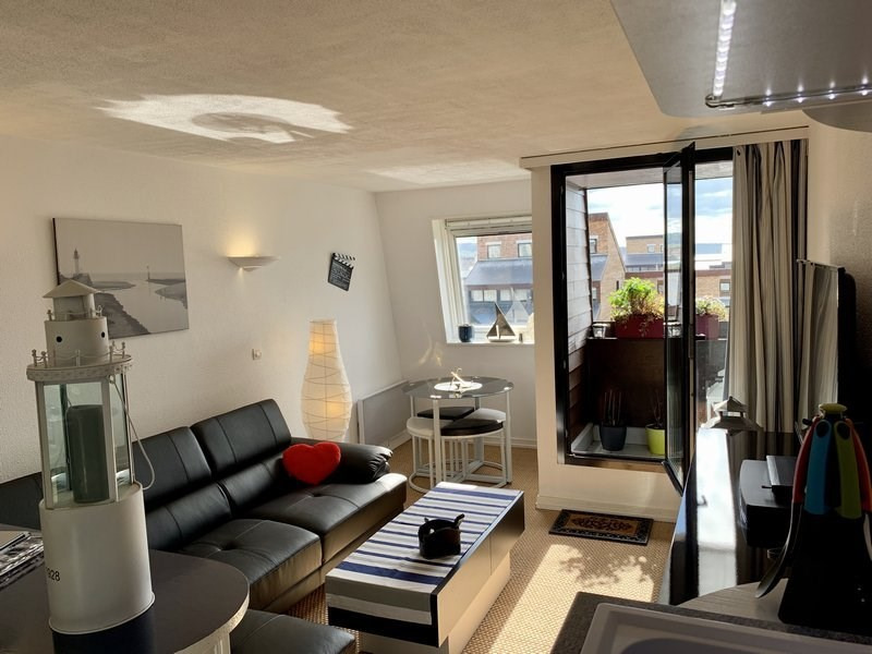 Vente appartement Deauville 222 000€ - Photo 2
