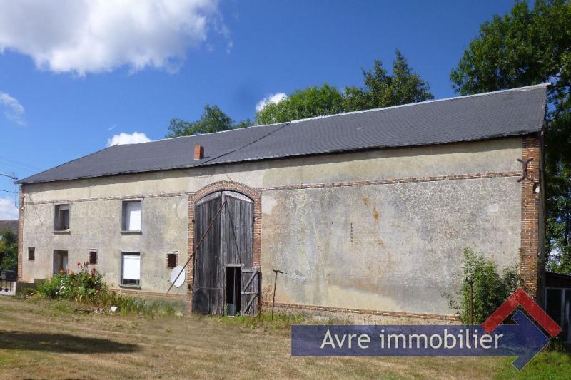 Vente maison / villa Verneuil d'avre et d'iton 195000€ - Photo 2