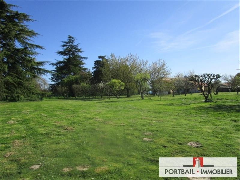 Vente terrain Bourg 80 000€ - Photo 1
