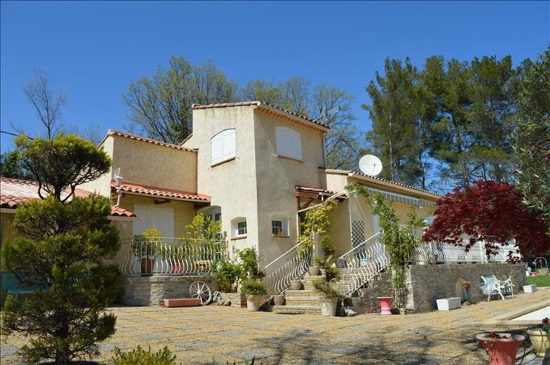 Vente maison / villa Nans les pins 365 000€ - Photo 6