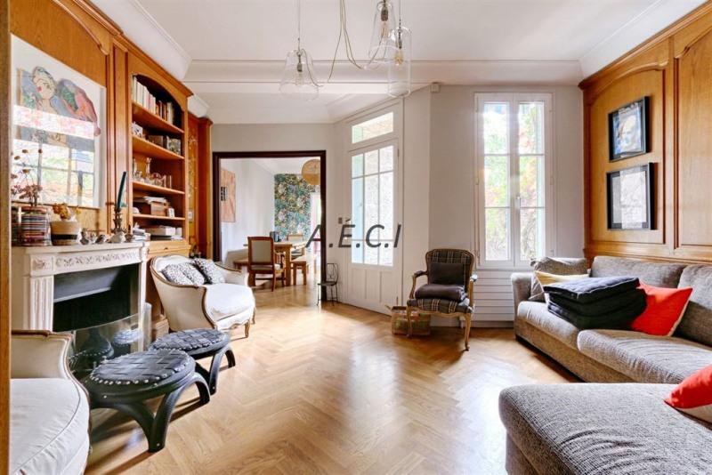 Vente de prestige maison / villa Asnières-sur-seine 1260000€ - Photo 2