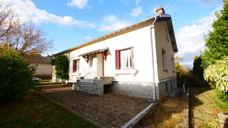 Sale house / villa Roussac 99000€ - Picture 1