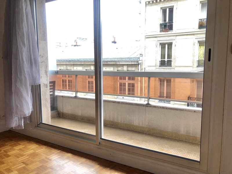 Rental apartment Paris 17ème 1 006€ CC - Picture 3