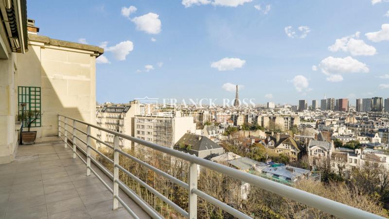 Rental apartment Paris 16ème 2200€ CC - Picture 1