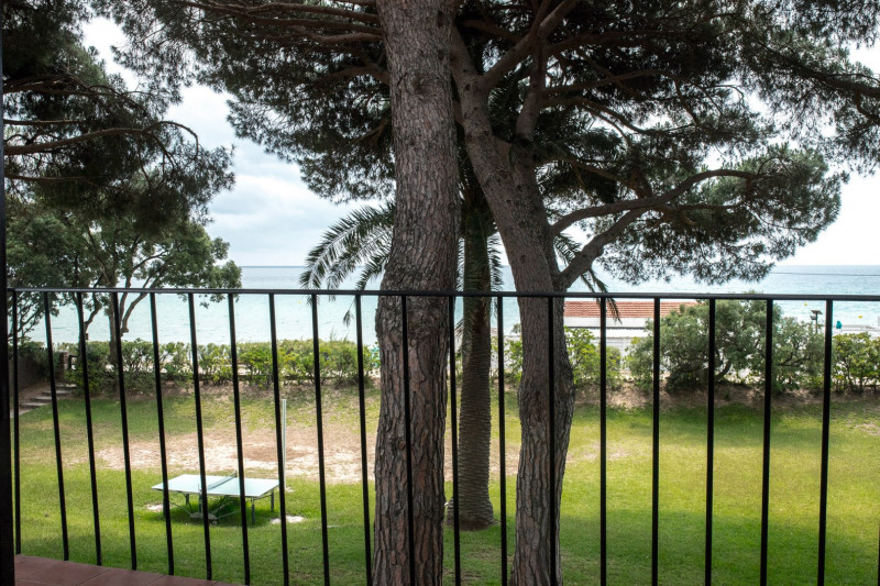 Vacation rental house / villa Cavalaire sur mer 1000€ - Picture 20