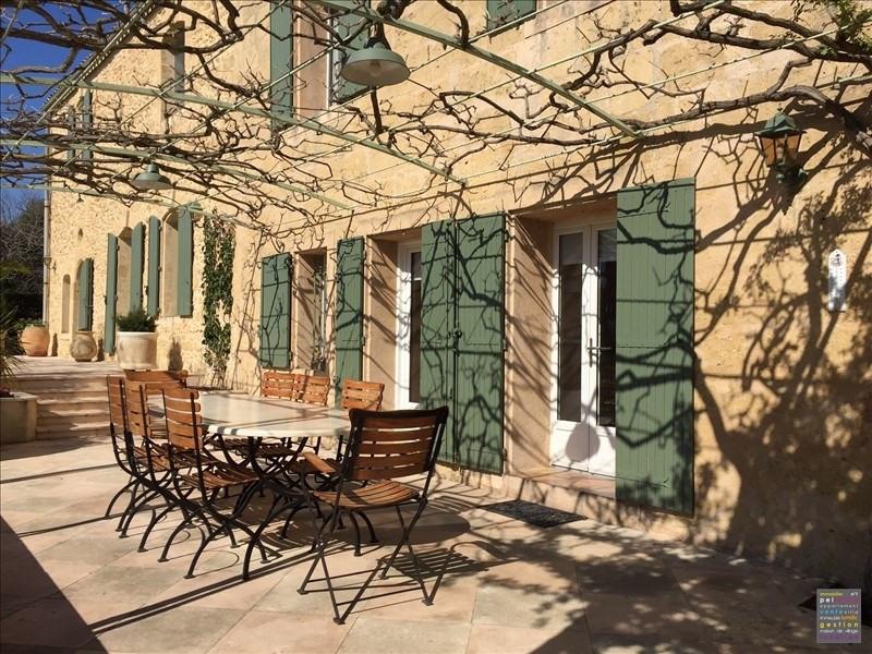 Deluxe sale house / villa Salon de provence 995000€ - Picture 2