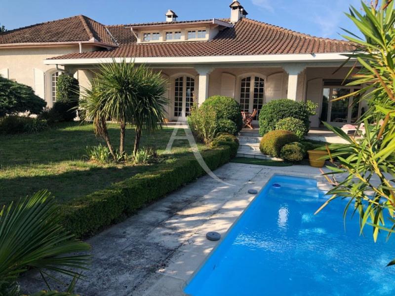 Deluxe sale house / villa La salvetat saint gilles 590000€ - Picture 1
