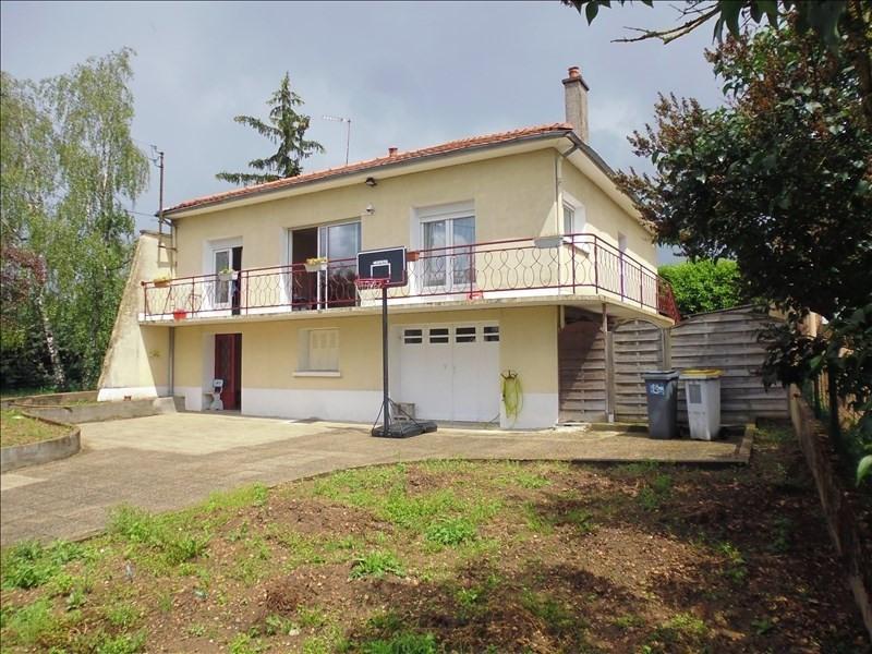 Sale house / villa Poitiers 193500€ - Picture 1