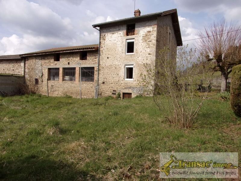 Sale house / villa Celles sur durolle 54500€ - Picture 7