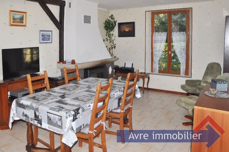 Vente maison / villa Verneuil d'avre et d'iton 107000€ - Photo 2