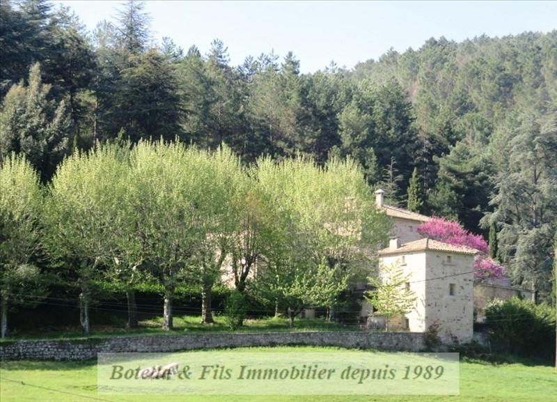 Deluxe sale house / villa Aubenas 698000€ - Picture 2