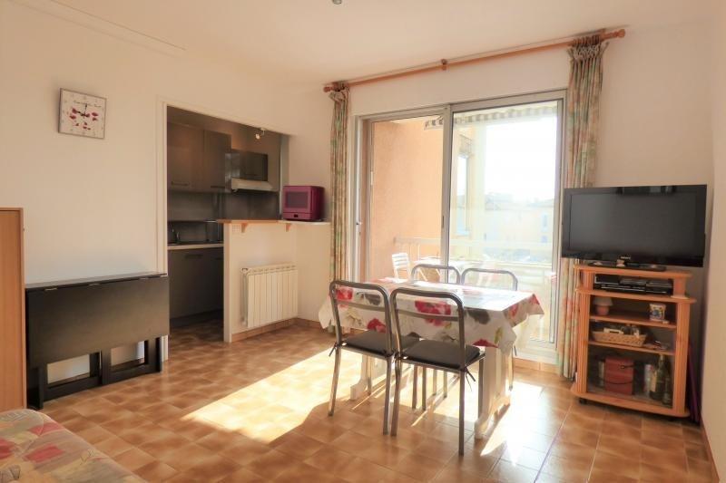 Sale apartment Valras plage 110000€ - Picture 1