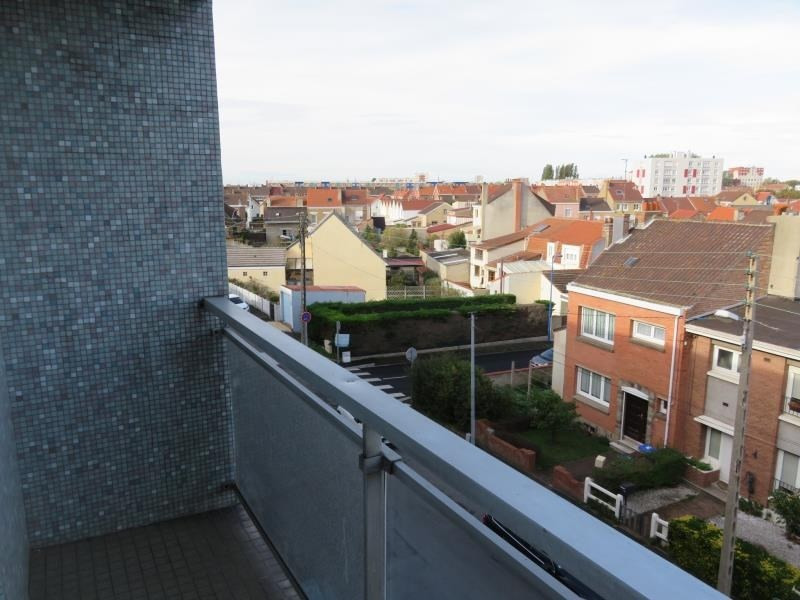 Rental apartment Leffrinckoucke 470€ CC - Picture 1