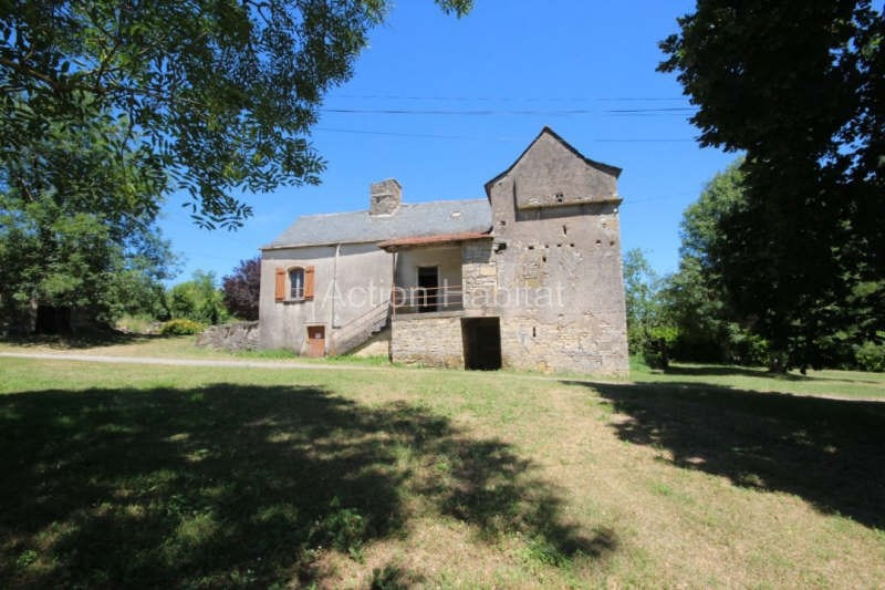 Sale house / villa Caylus 85 000€ - Picture 1