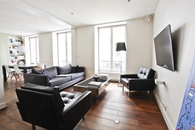 Vente de prestige appartement Paris 10ème 995000€ - Photo 2