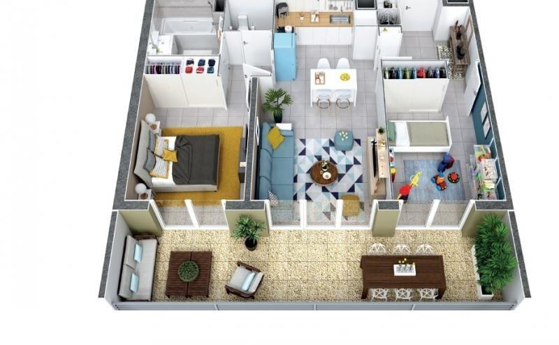 Vente appartement Nîmes 163000€ - Photo 3