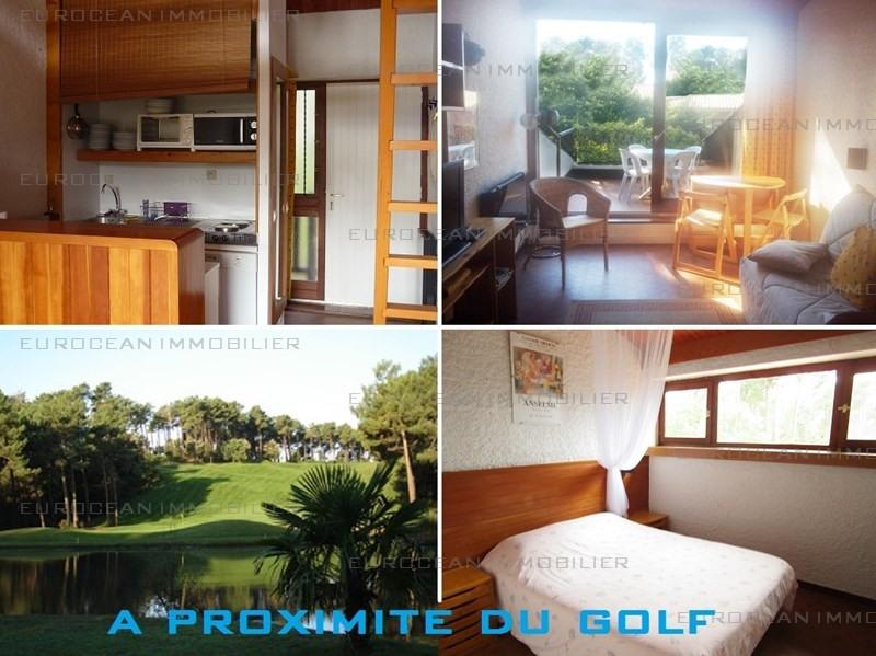 Vacation rental apartment Lacanau-ocean 356€ - Picture 1