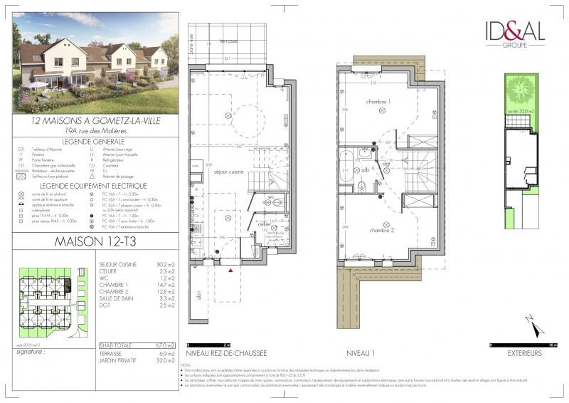 Sale house / villa Gometz la ville 295000€ - Picture 1
