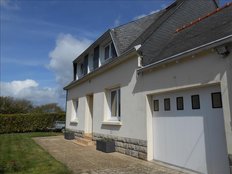 Sale house / villa Plogastel st germain 155150€ - Picture 1