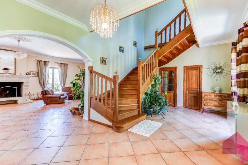 Vente de prestige maison / villa Villefranche de lauragais secteur 520000€ - Photo 7